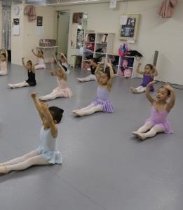 子供バレエ