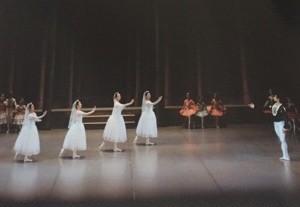 大人のバレエ